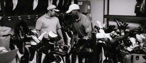 gants et materiel de golf